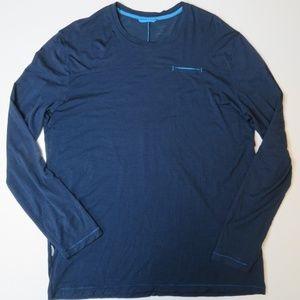 Icebreaker Merino Wool Long Sleeve Pocket T-Shirt